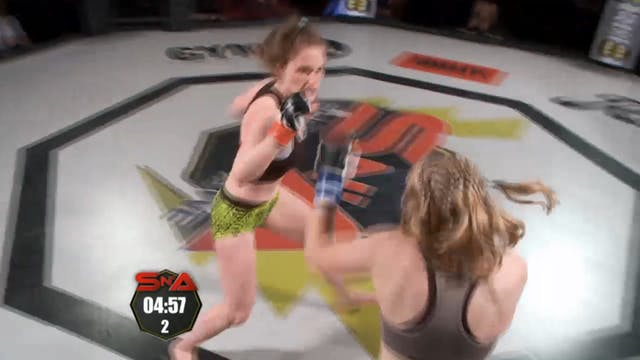 Shock n' Awe 22 Judith Levi vs Jade B...
