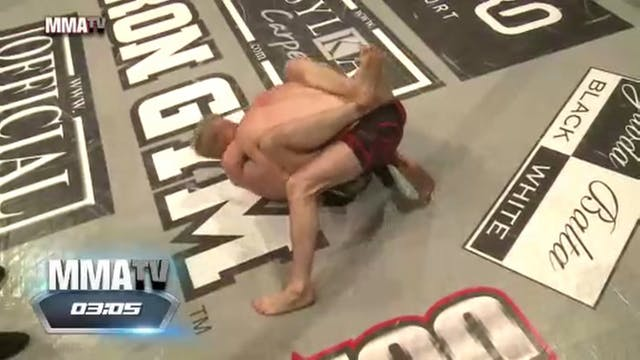 6 UCMMA 48 Ryan Scott vs Tony Hall