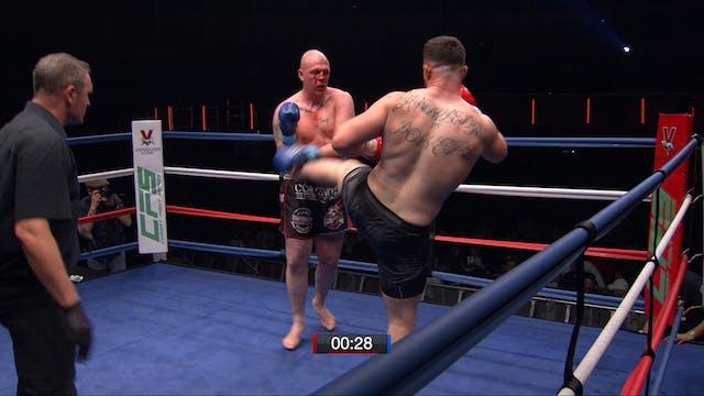 Fight 24: Thomas Daniels vs. Rhys Bru...