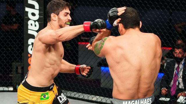 Light heavyweightsAntonio Carlos JuniorvsVinny Magalhaes