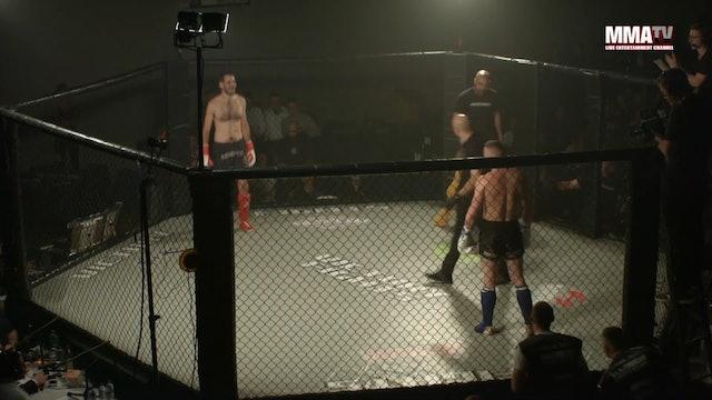 Dan Roberts VS Martin Musial Victory Fights - 3, Brighton Sussex