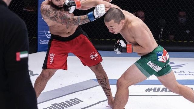 7 UAE Warriors 12 Jung Han Gook vs Max Lima