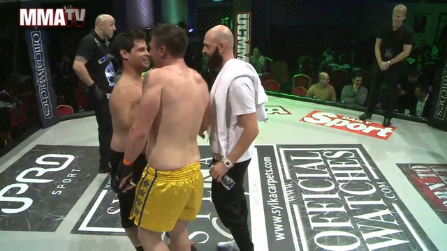 5 WCMMA 26 Yu-Joe Lewis Lai vs Ryan Swan