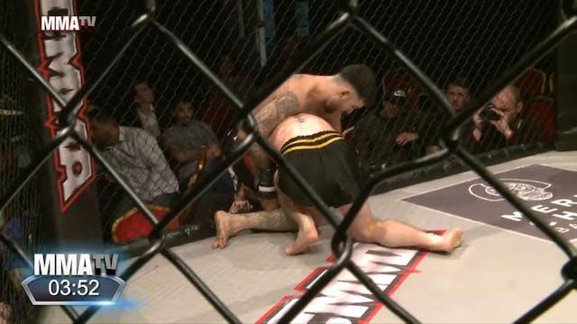 3 UCMMA 50 Paul Kingdon vs Bane Dundavan
