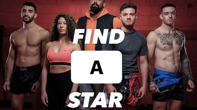 FIND A STAR Introduction