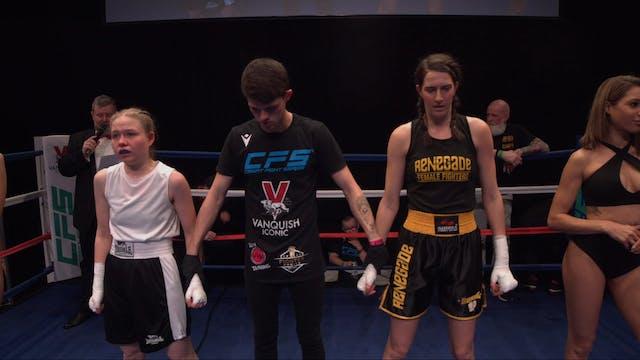 Fight 11: Kirsty Short vs. Toni Blazier