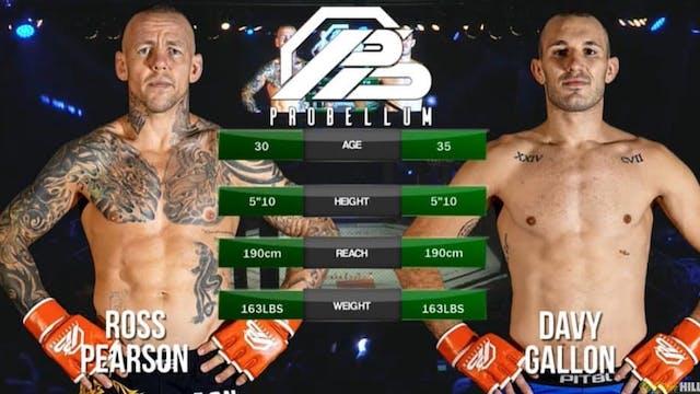 Probellum 1 Pearson vs Gallon