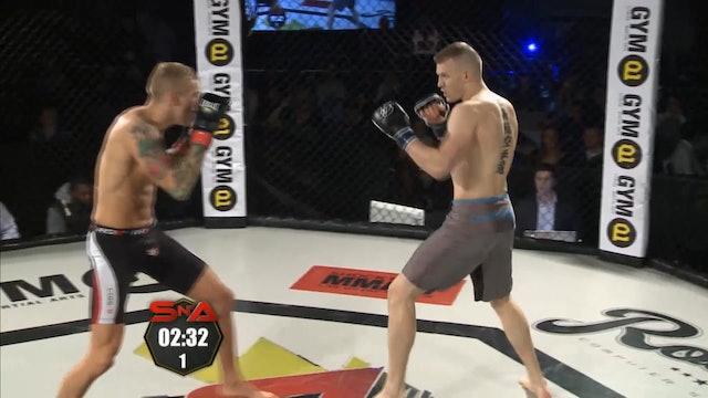Shock n' Awe 22 Dalius Sulga vs Luke Tanner