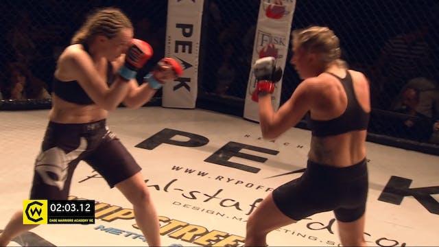 #CWSE23 - Bergstrom vs Birkley - 135l...
