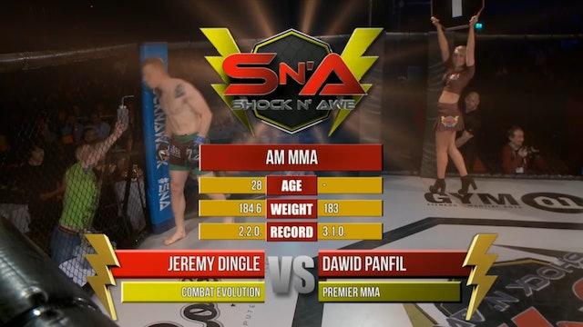 Shock n' Awe 22 Jeremy Dingle vs Dawid Panfil