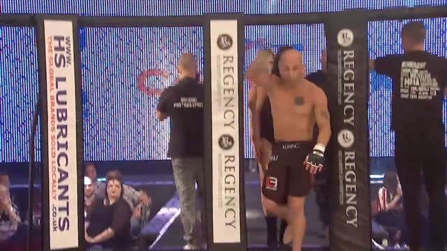 Contenders 24 Konrad Jaskiewicz vs Baruc Martin