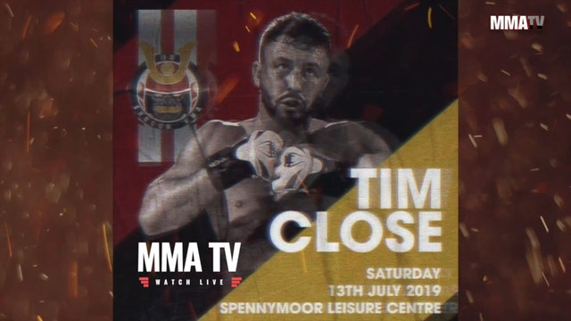 Tim Wise Interview for Shogun mma 2