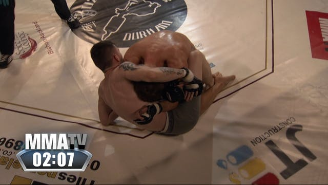 Robbie Brown vs  Henry Corrigan Title...