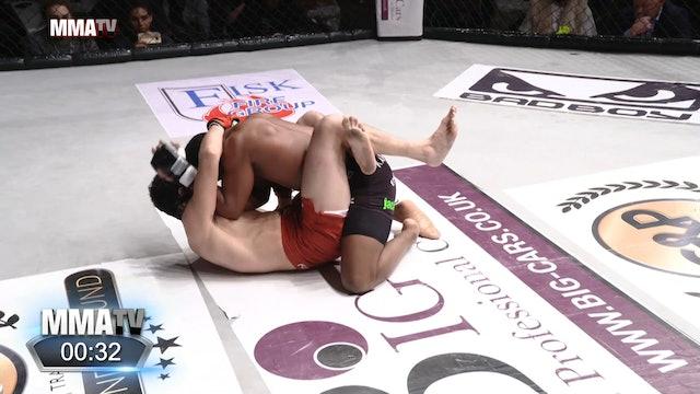 #BCMMA18 18th February 2017 - Carter vs Youmbi - 155lbs Pro MMA