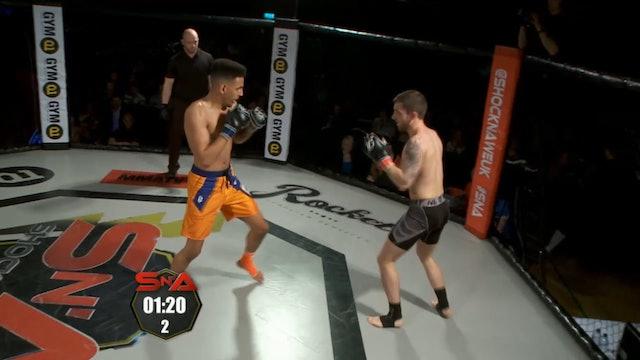 Shock n' Awe 22 Rees Kenny vs Anton Defreitas