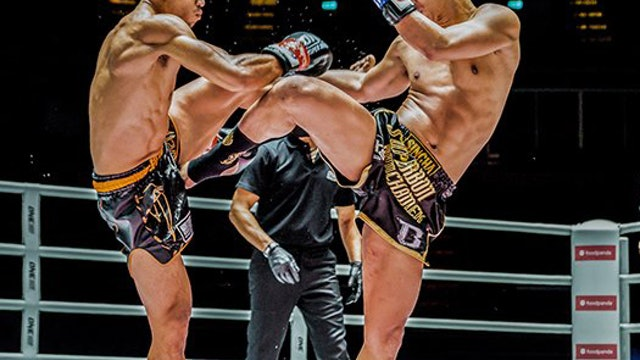 Sitthichai vs Superbon III ONE Championship