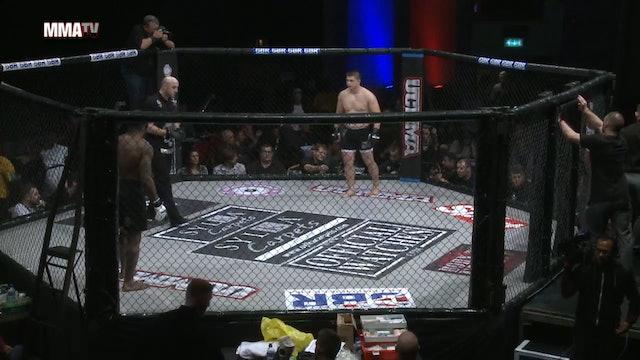 10 UCMMA 49 Pavel Doroftei vs Shaun Lomas