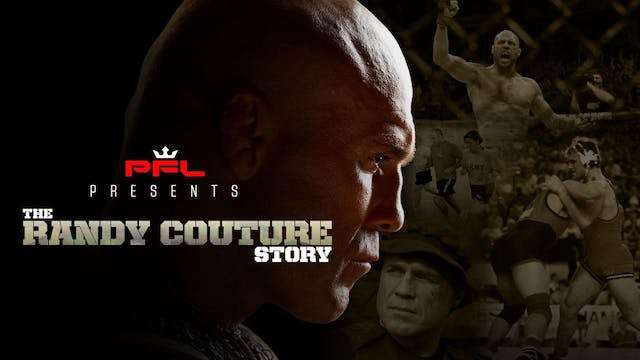 Randy Couture Story: new episode every saturday