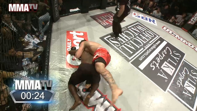 16 WCMMA 26 Henry Pulfer vs Michael Johnson