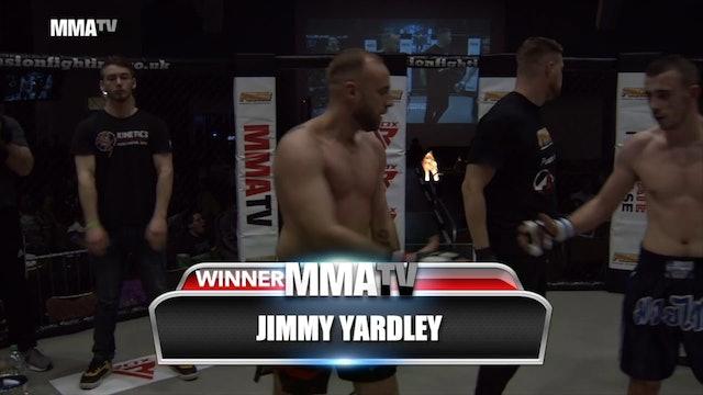 Fusion Fighting Championship 29: FIGHT 14 Martin Gavin vs Jimmy Yardley