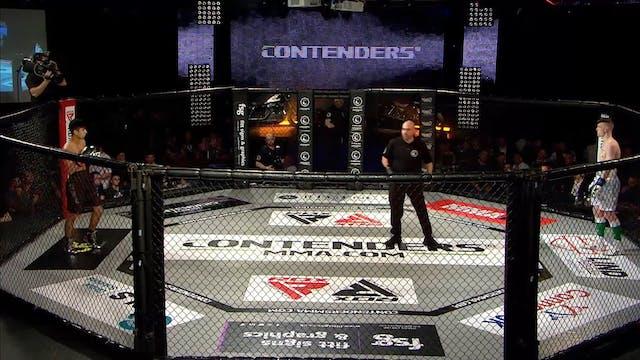 Suleman Nadeem vs Aaron Rolfe: Boxing