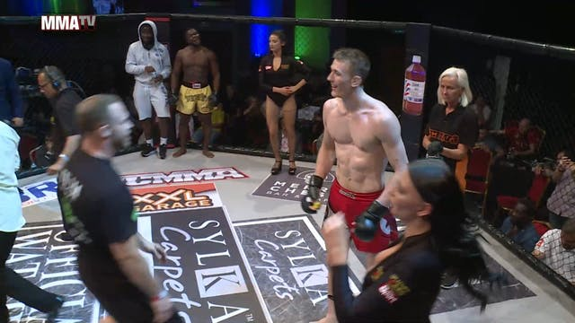 5 WCMMA 29 Connor Hayes vs Rilwan Ola...