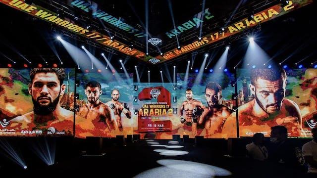 UAE Warriors 17 Arabia 2