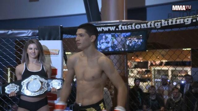 Jake Rands VS Lucho Castiglione Fusion 25