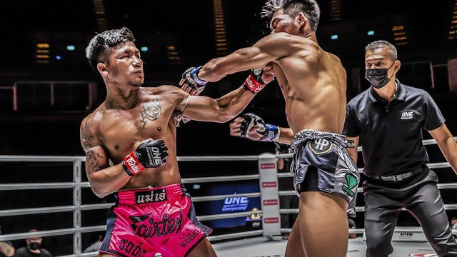Panpayak vs Superlek ONE Championship