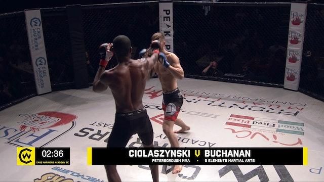 CIOLASZYNSKI VS BUCHANAN