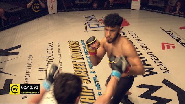 #CWSE23 - Islam vs Manev - 135lbs Amateur MMA Contest