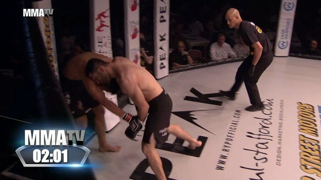 Cage Warriors Academy South East - Ra...