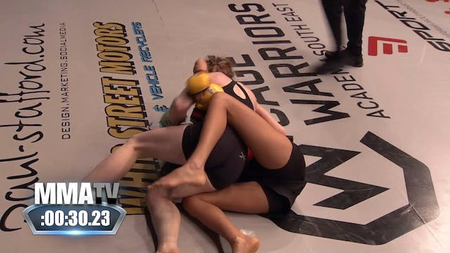 Cage Warriors Academy South East - Ho...