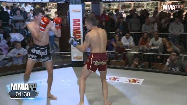 Ivan shaw VS Max Dupenois Fusion 25