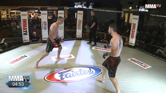 Jay Tovee VS Artur Jacob Fusion 24