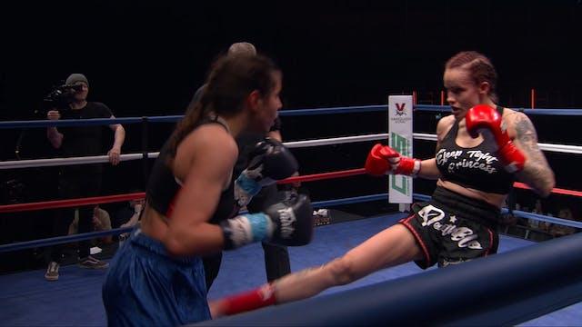 Fight 33: Sofia Oliveria vs. Katie Rand