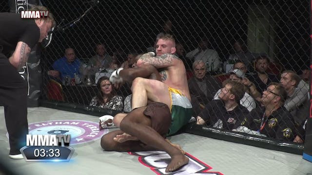 7 UCMMA 49 Tommy Gunn vs  Michael James
