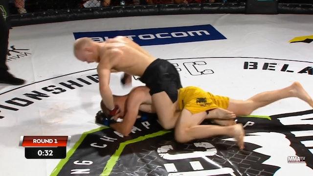 12 BFC 56 Andrey Kalechits vs Alexander Zmushko Russian Commentary