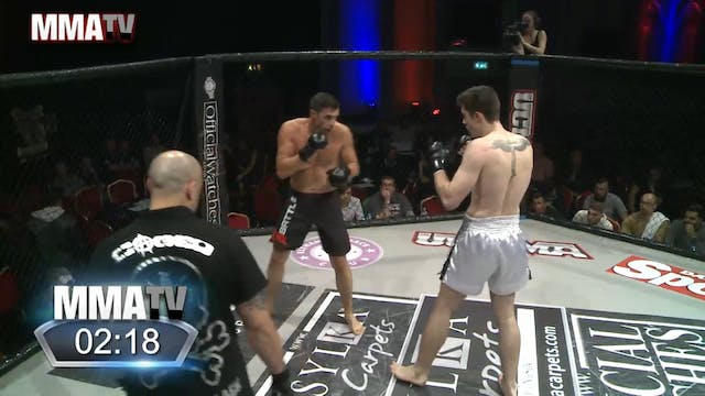 8 WCMMA 26 Ricky Moore vs Onofrei Ono...