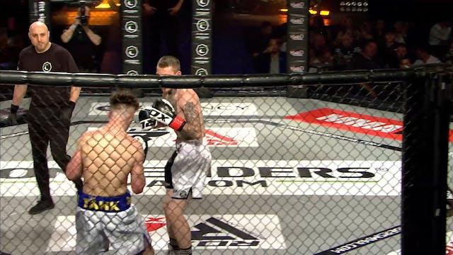 Adam Steele vs Joel Thomas: Boxing