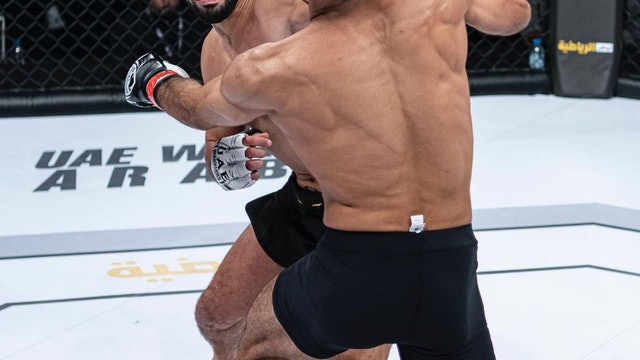 3 UAE Warriors Arabia Yazid Chouchane vs M. Radi
