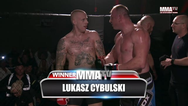 Lukasz Cybulski VS Scott Norris Victo...