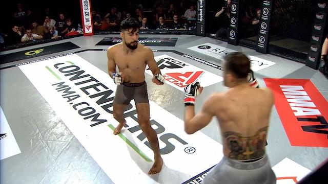 Farid Basharat vs Marco Zannetti