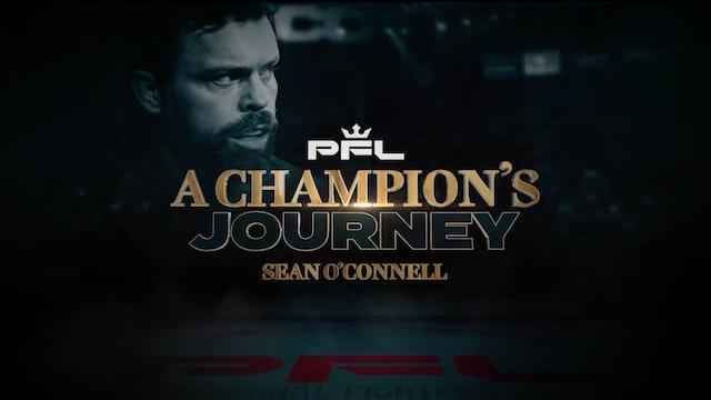 Pfl - A Champion'S Journey – Sean O'Connell