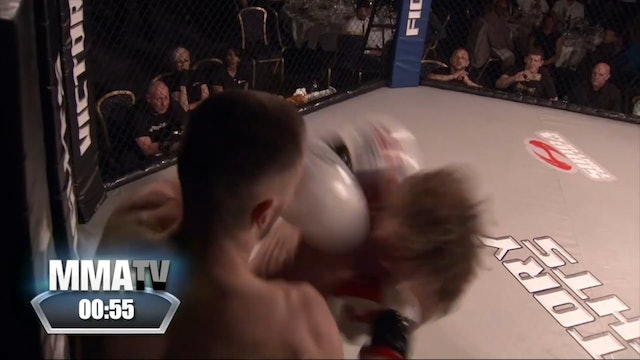 Victory Fights 4 Dan Morely v Darshan Chandler