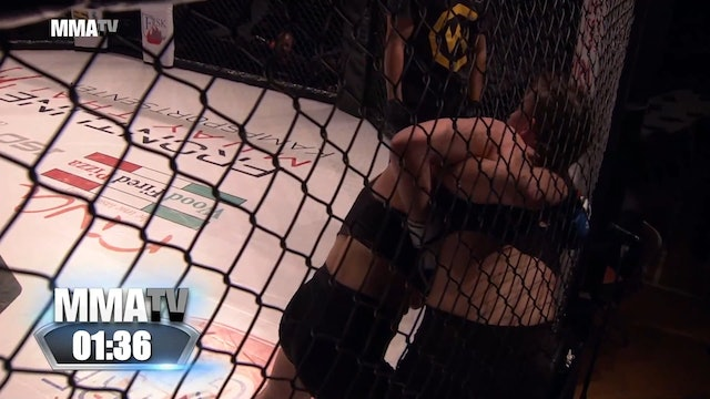 Cage Warriors Academy South East - Ingram vs Rook