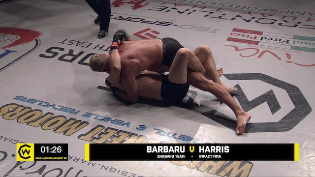BARBARU VS HARRIS