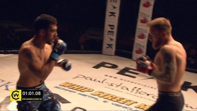 #CWSE23 Jorgensen vs Argentano - 205lbs Amateur MMA Contest