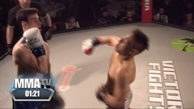 Victory Fights 4 Gregory Landel v Jeffery Almeida