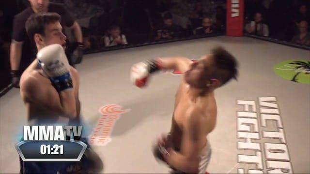 Victory Fights 4 Gregory Landel v Jef...